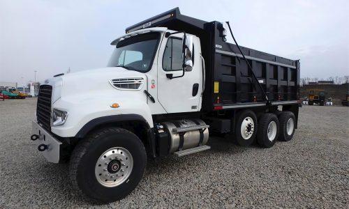 Dump-Trucks-Freightliner